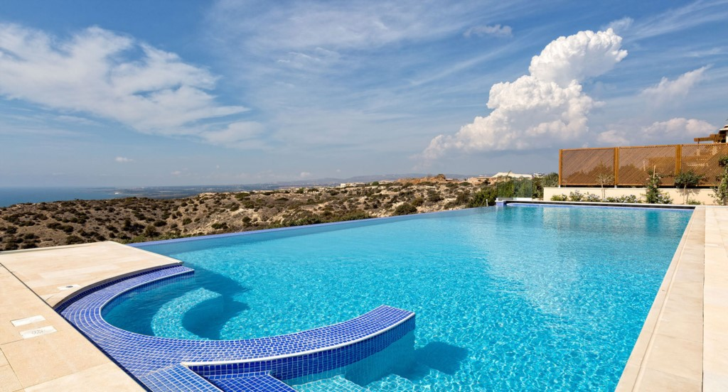Aphrodite Hills Cyprus Luxury Villa Rental Villas Pool View Golf