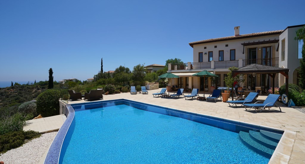 Villa 247 - Stunning villa with beautiful views in a peacful location. Aphrodite Hills Resort, Cypru