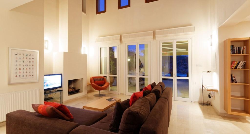 Villa 247 - Gorgeous, modern interiors. Aphrodite Hills Resort, Cyprus.