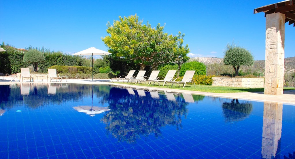 Villa 252 - Peaceful surroundings, relaxing is easy. Aphrodite Hills Resort, Cyprus.