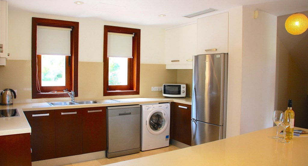 Villa 252 - Fully fitted, modern kitchen. Aphrodite Hills Resort, Cyprus.