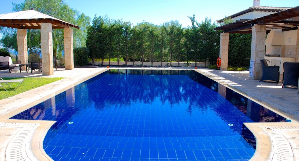 Villa 252 - Large private pool. Aphrodite Hills Resort, Cyprus.