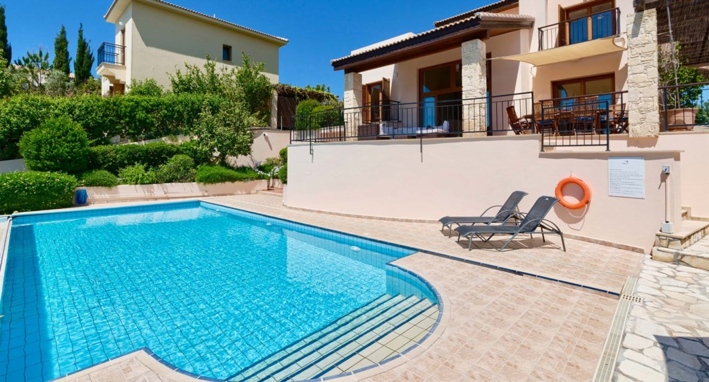 Villa 98 - Villa with private pool for rental - heated pool, Aphrodite Hills Resort, Cyprus