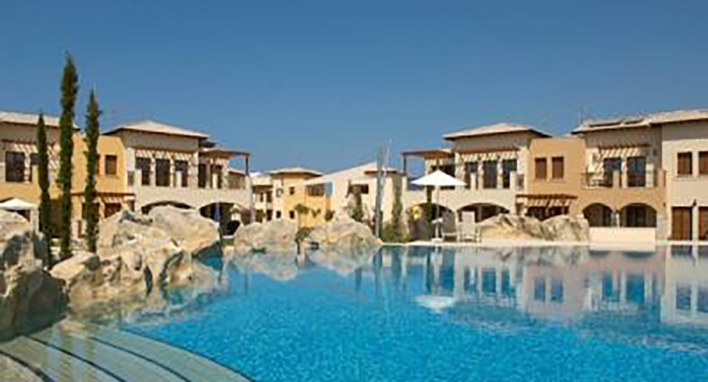 Luxury Holiday Apartment Rental Villas Aphrodite Hills Cyprus Pool View Golf