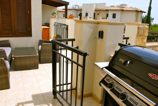 Apartment Helia - Big Gas BBQ and outside seating