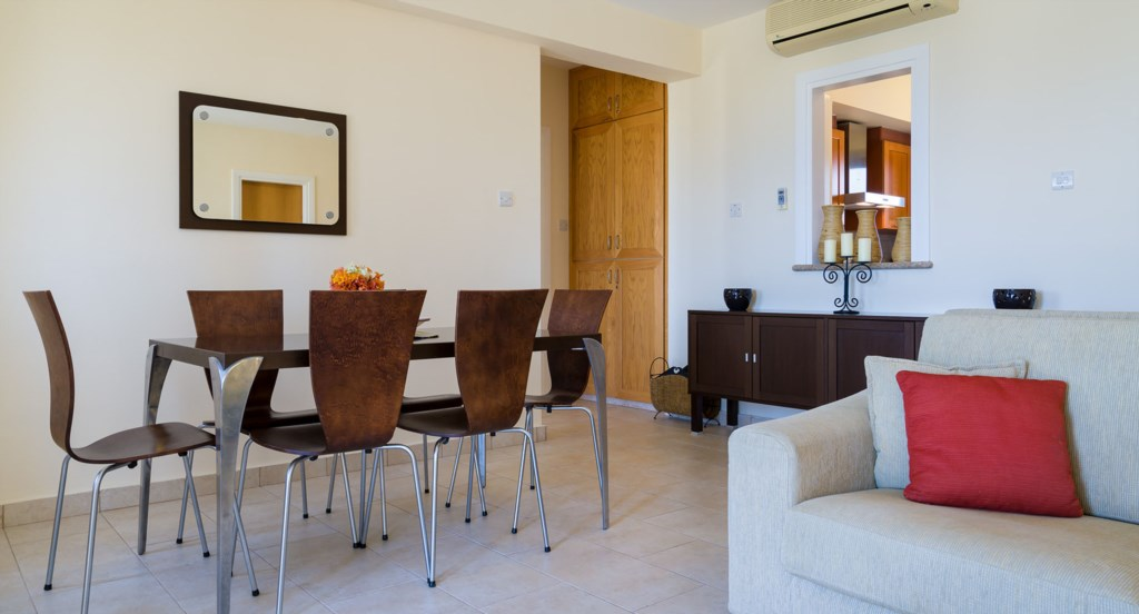 Apartment E11 - Fully equipped so you can feel at home from home. Aphrodite Hills Resort, Cyprus.
