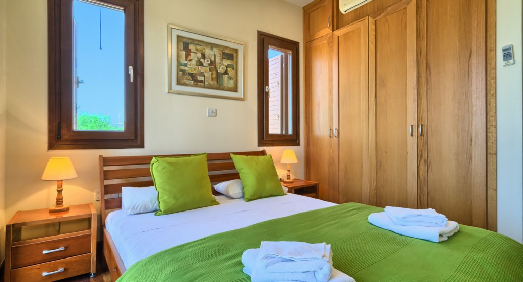 Apartment E11 - Second double room. Aphrodite Hills Resort, Cyprus.