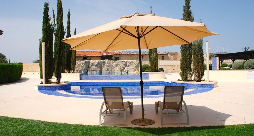 Luxury Holiday Apartment Rental Villas Aphrodite Hills Cyprus Pool View Golf (2).jpg