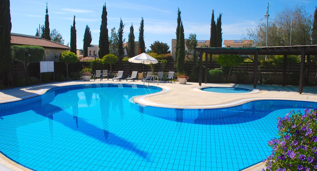Apartment E2 - Adonis communal pool - Aphrodite Hills, Cyprus