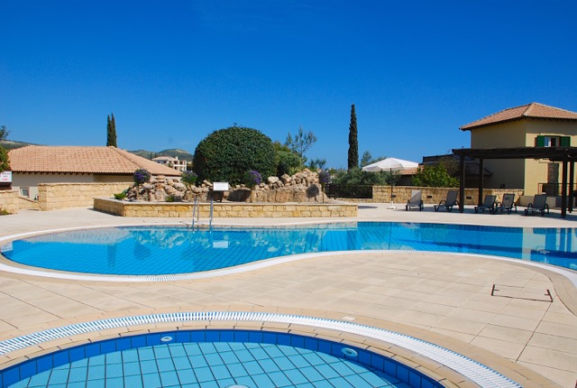 Adonis Communal Pool with kiddy splash pool