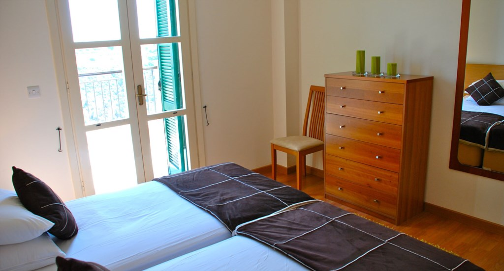 Comfortable bedrooms throughout - G3 Adonis Village - Aphrodite Hills apartment