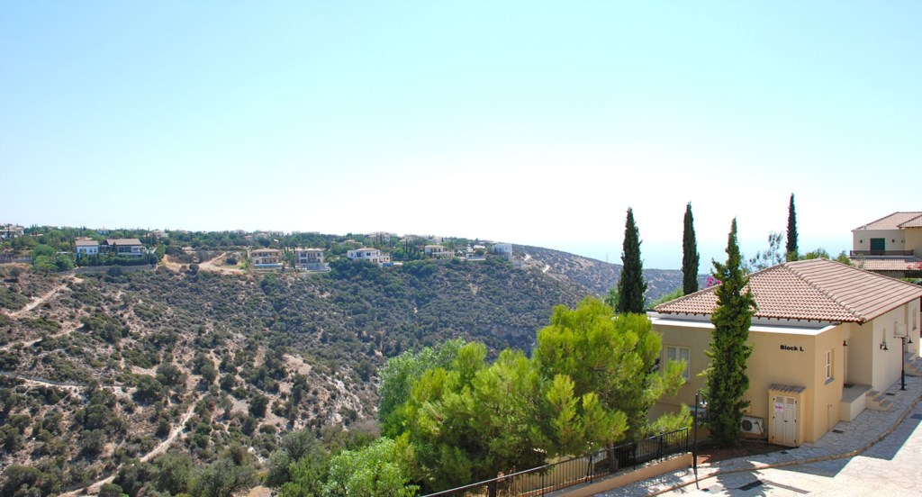 - G3 Adonis Village - Aphrodite Hills apartment - sea views from terrace