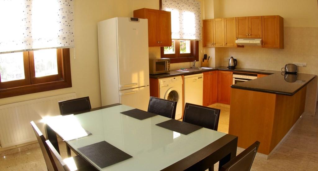 Villa 30 Lysos Open living room and kitchen (4).jpg