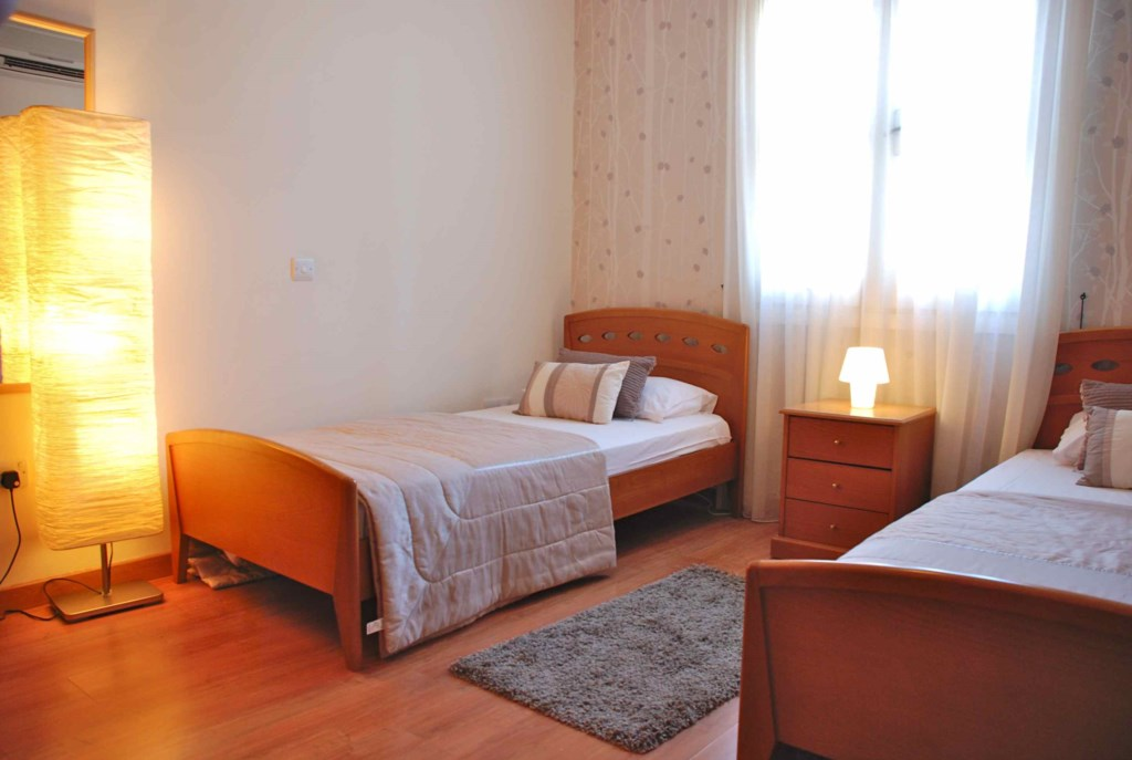 Twin bedroom GF - Nefeli - R1 Adonis Village, Aphrodite Hills