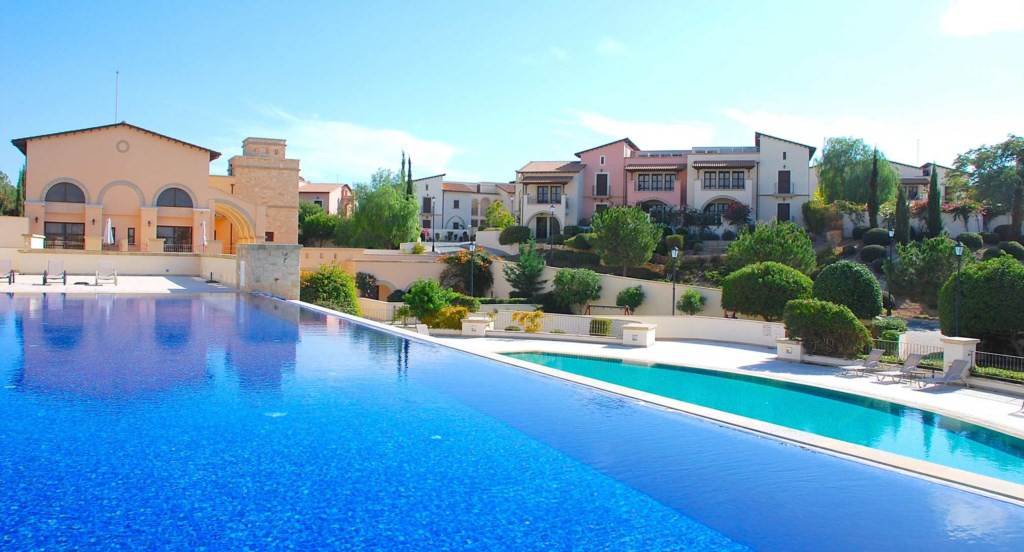 Apartment Artemis (APD02) 2 bedroom ground floor luxury holiday apartment, Aphrodite Hills Resort, C