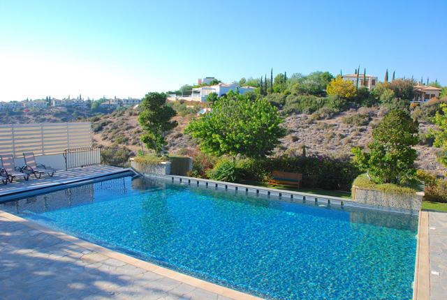 Villa 305 - Beautiful 12x7m Private pool. Aphrodite Hills Resort, Cyprus.
