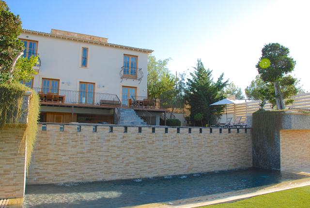 Villa 305 - Shallow pool for kids. Aphrodite Hills Resort, Cyprus.