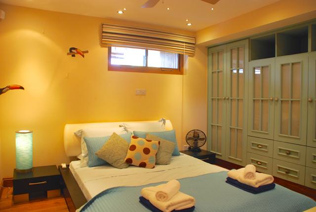 Villa 305 - Lower level double room. Aphrodite Hills Resort, Cyprus.
