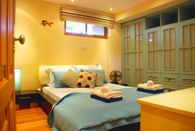 Villa 305 - Beautiful double room on lower level. Aphrodite Hills Resort, Cyprus.