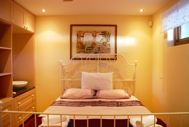 Villa 305 - Lower level luxurious double room. Aphrodite Hills Resort, Cyprus.