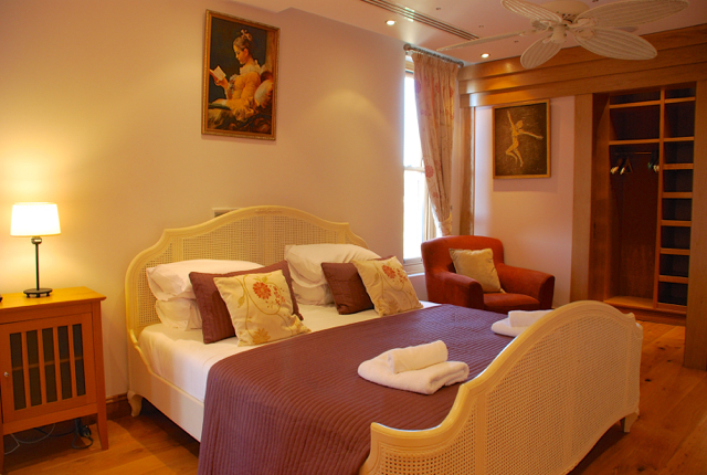Villa 305 - Gorgeous Master Bedroom. Aphrodite Hills Resort, Cyprus.