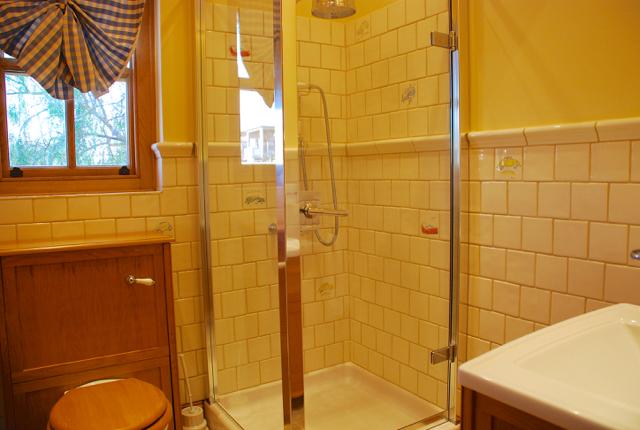 Villa 305 - Single rooom en suite with shower. Aphrodite Hills Resort, Cyprus.