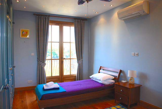 Villa 305 - First floor single room with balcony. Aphrodite Hills Resort, Cyprus.