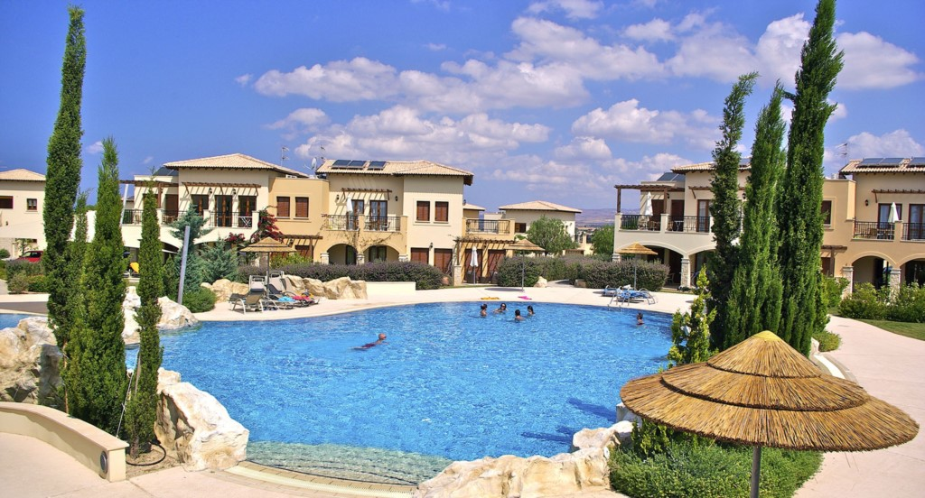 Luxury Apartment Holiday Apartments Aphrodite Hills Properties Cyprus Pool Pools Swimming