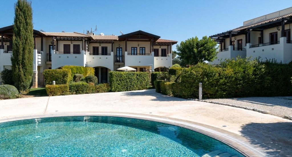 Aphrodite Hills Cyprus Apartment Rental Luxury Holiday Villas Pool View Golf