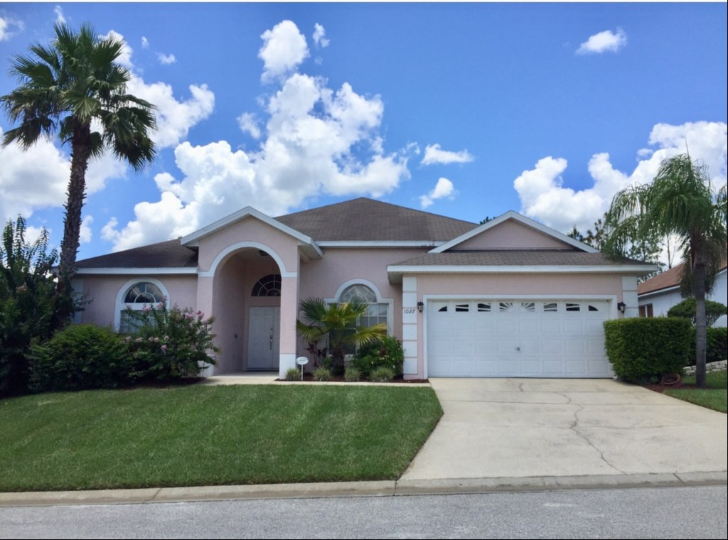 5/3  Private pool and spa 15 min to Disney