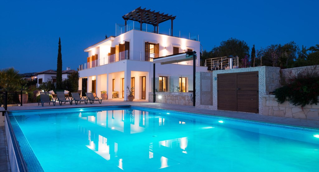 Villa Anthos - Offering plenty of outdoor seating areas for all to enjoy