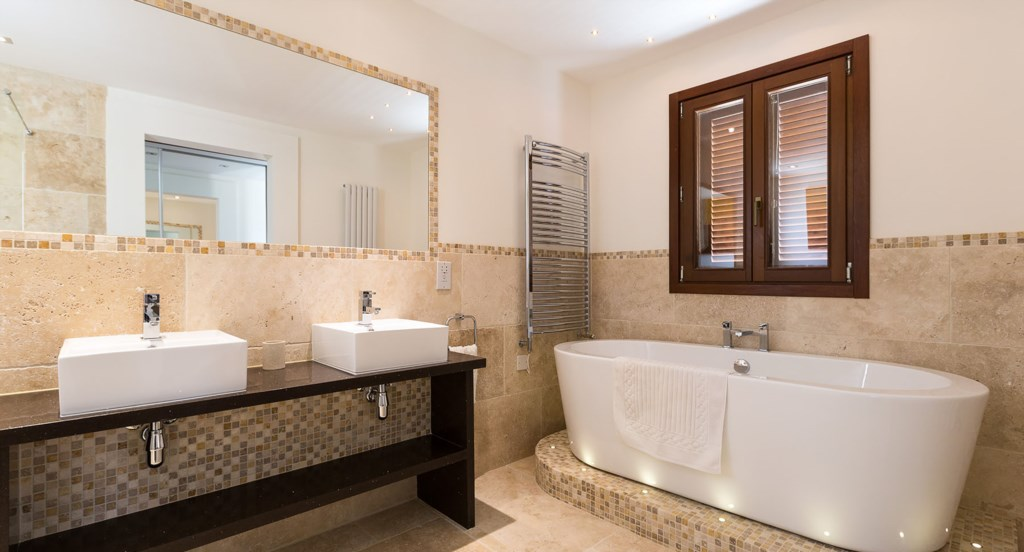 Villa Anthos - even the bathrooms will not disappoint