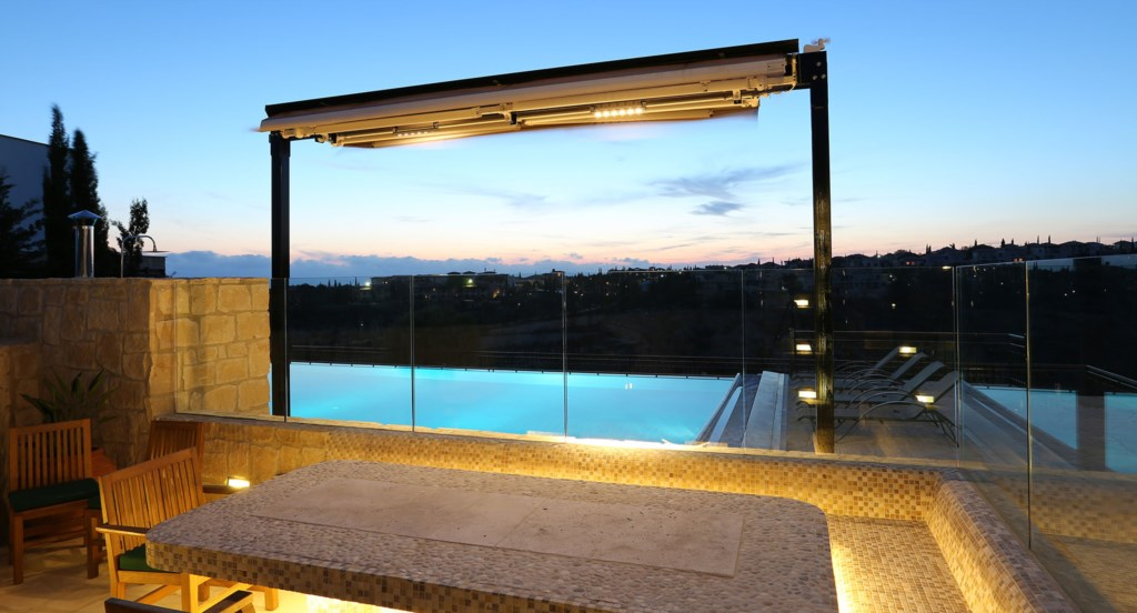 Villa Anthos - Soaking up the glorious views