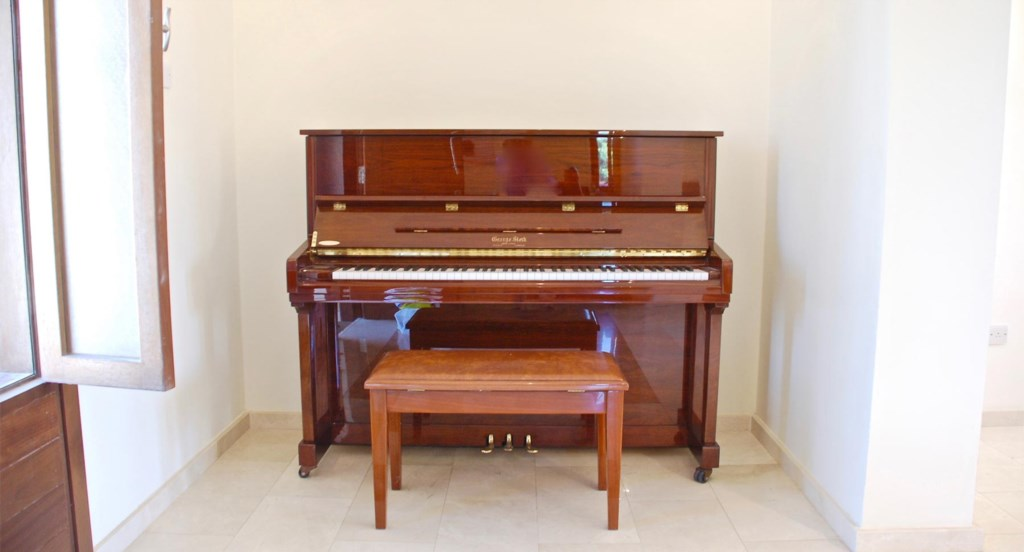 Villa 230 - Piano. Aphrodite Hills Resort, Cyprus.