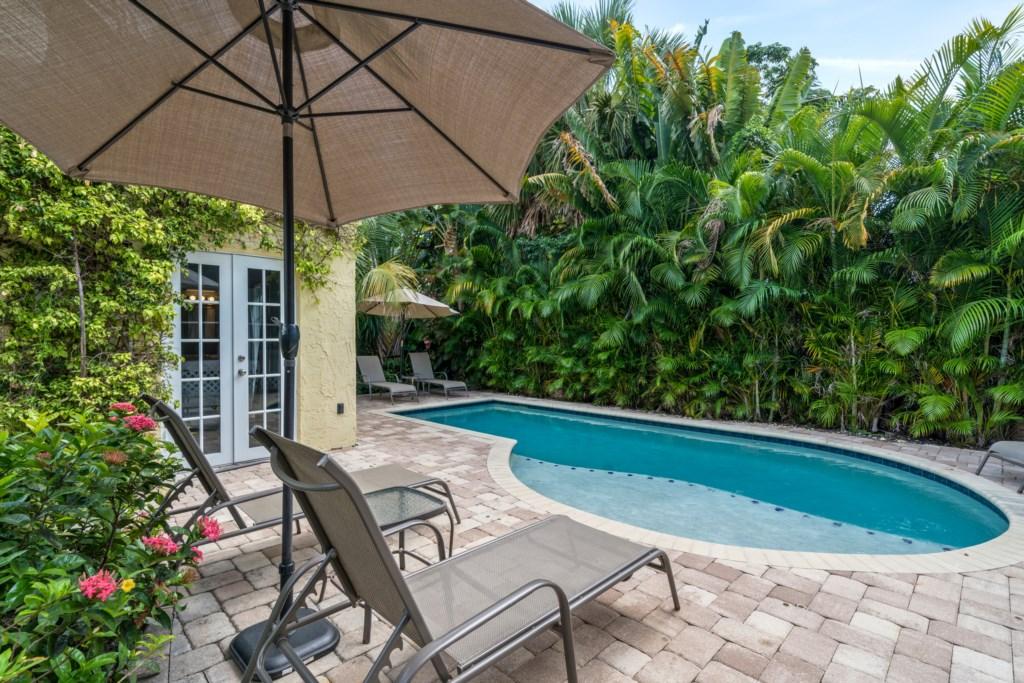 Casa Pina | 3bd/3ba | Private Pool + Cabana