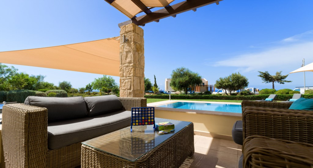 Villa 350 - Family fun by the pool. Aphrodite Hills Resort, Cyprus.