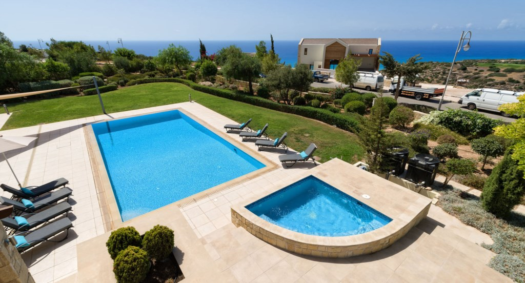 Villa 350 - All you need for the perfect family break in the sun. Aphrodite Hills Resort, Cyprus.