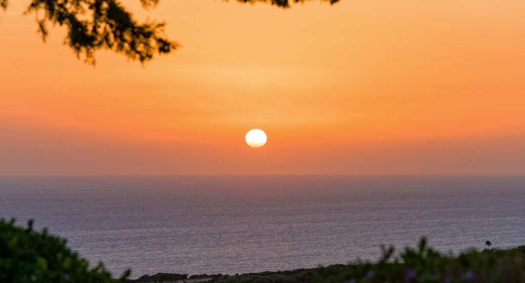 Villa 350 - Breathtaking Mediterranean sunsets. Aphrodite Hills Resort, Cyprus.