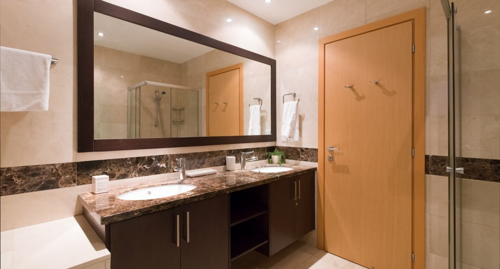 Villa 350 - Modern bathrooms -  Luxury Villas at Aphrodite Hills