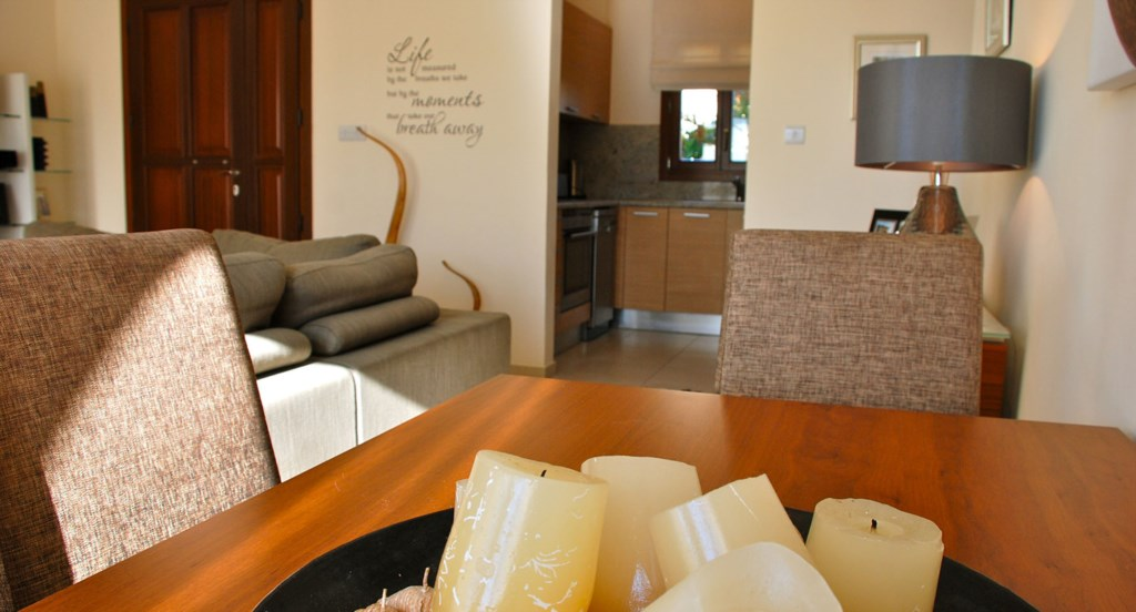 Luxury Holiday Apartment Rental Villas Aphrodite Hills Cyprus Pool View Golf (15).jpg