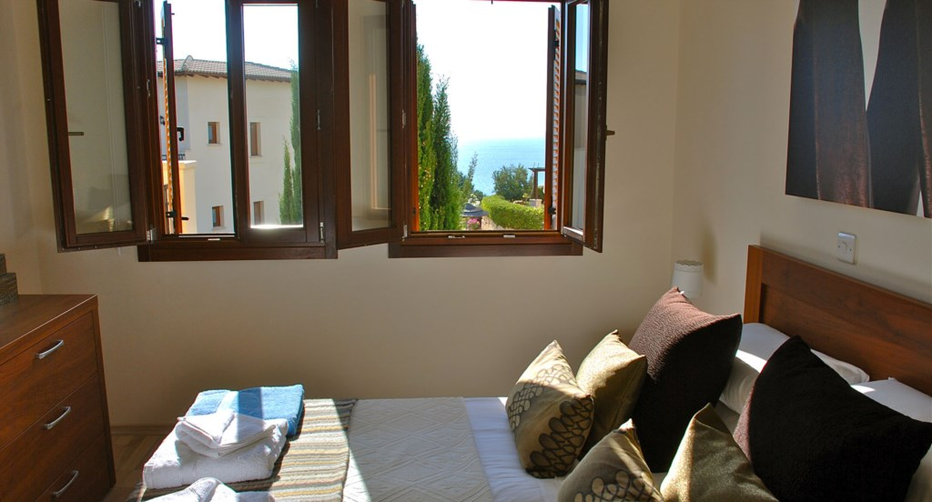 Luxury Holiday Apartment Rental Villas Aphrodite Hills Cyprus Pool View Golf (5).jpg