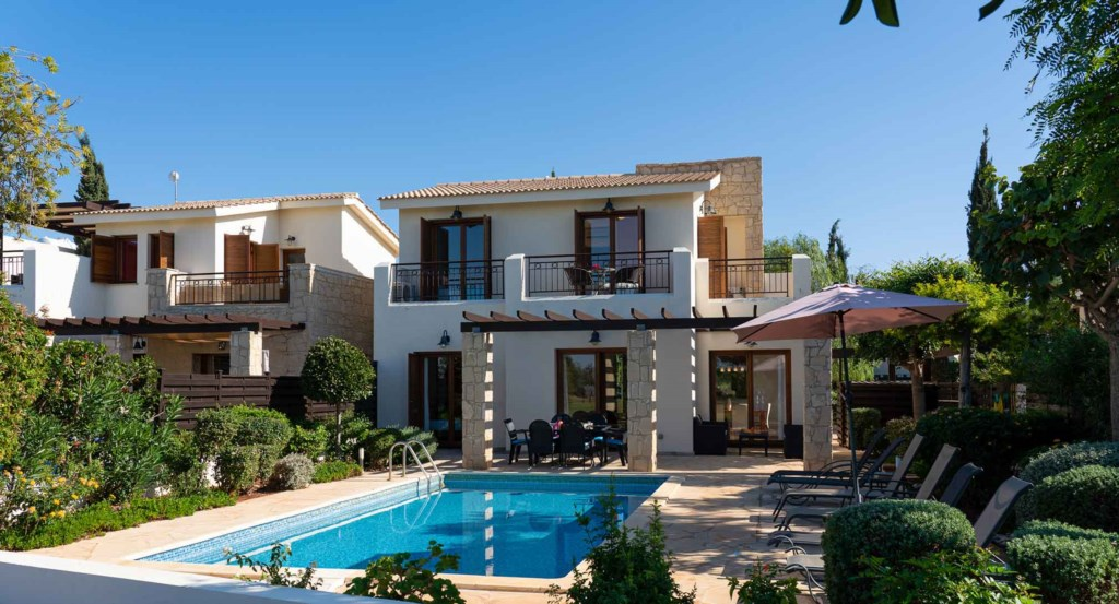 Villa Cardia (HG24), three bedroom luxury holiday villa,private pool,Aphrodite Hills Resort, Cyprus
