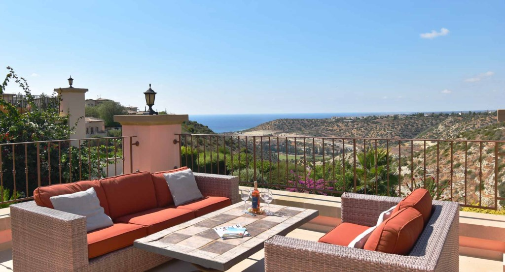 Villa Kallithea (APR04),luxury three bedroom holiday villa with private pool, Aphrodite Hills Resort