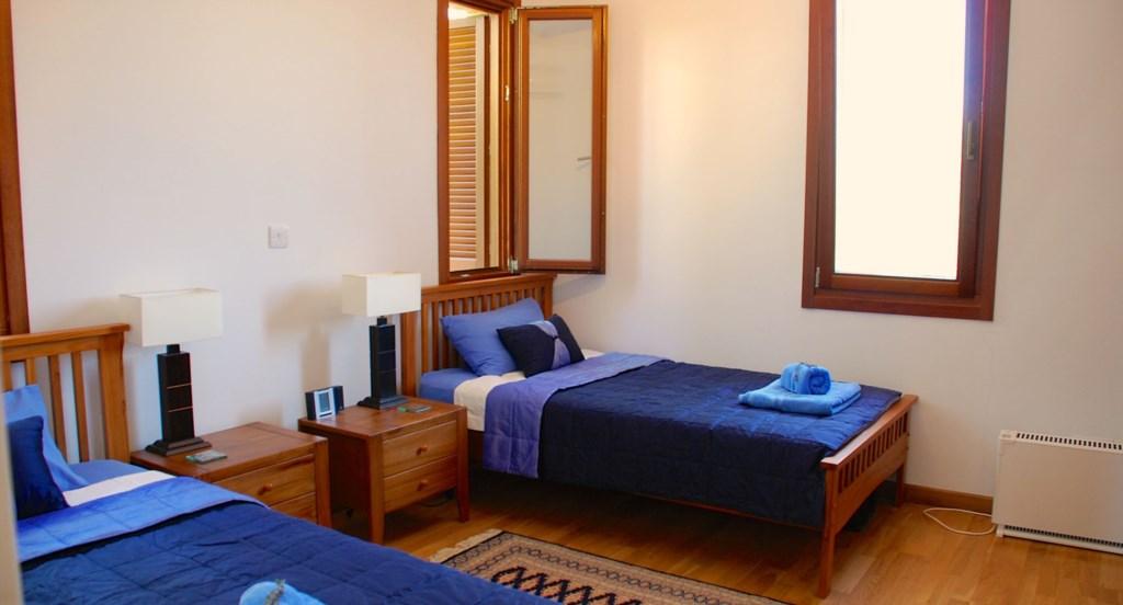 Villa 122 - Charming twin room. Aphrodite Hills Resort, Cyprus.