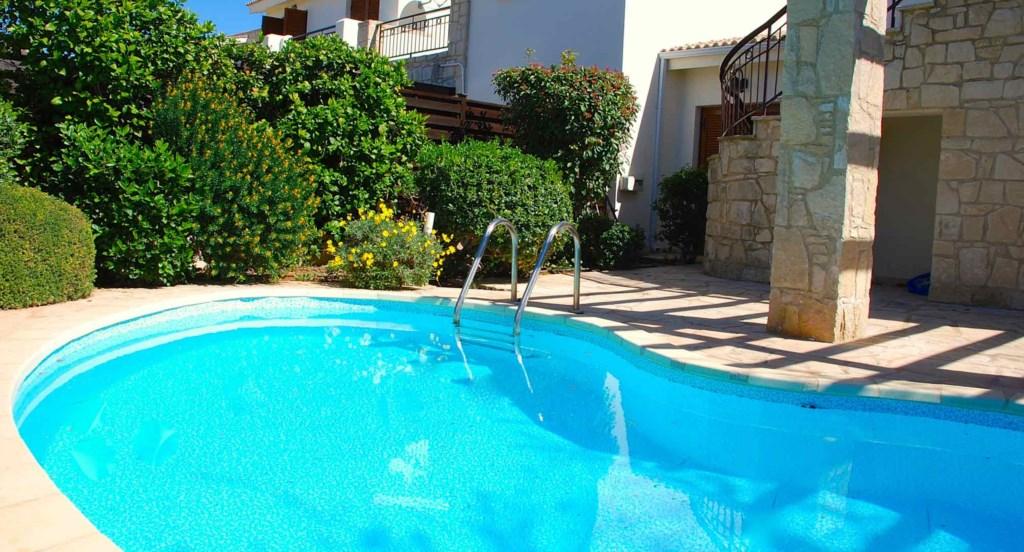Villa Omodos (HG14), 3 bedroom villa with private pool on luxury holiday resort, Aphrodite Hills Res