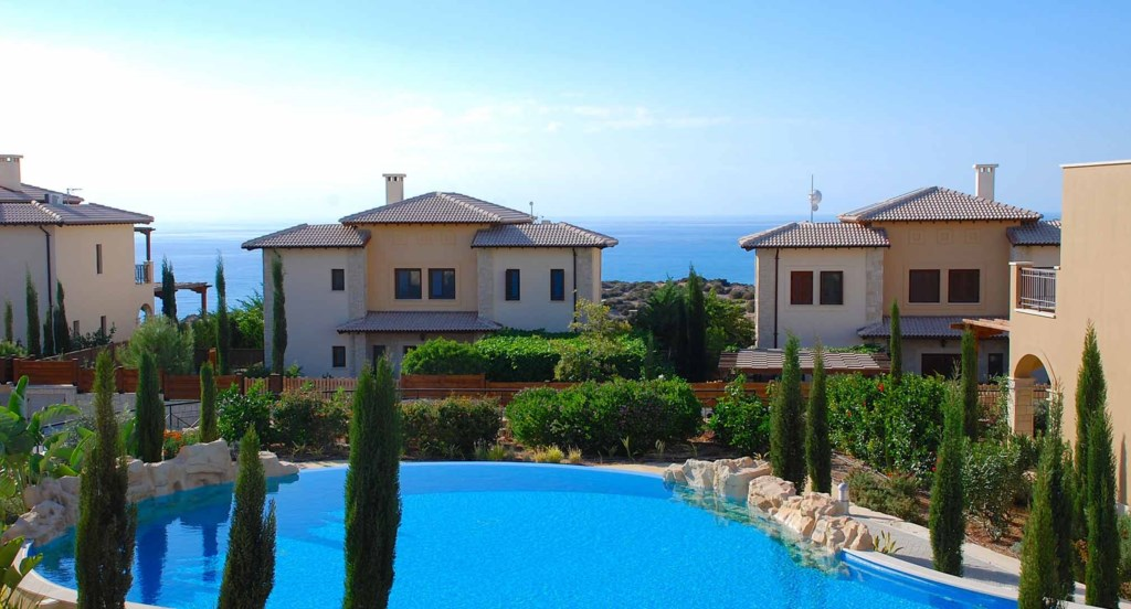 Apartment Themis (AS11) - luxury two bedroom apartment with communal pool, Aphrodite Hills Resort, C