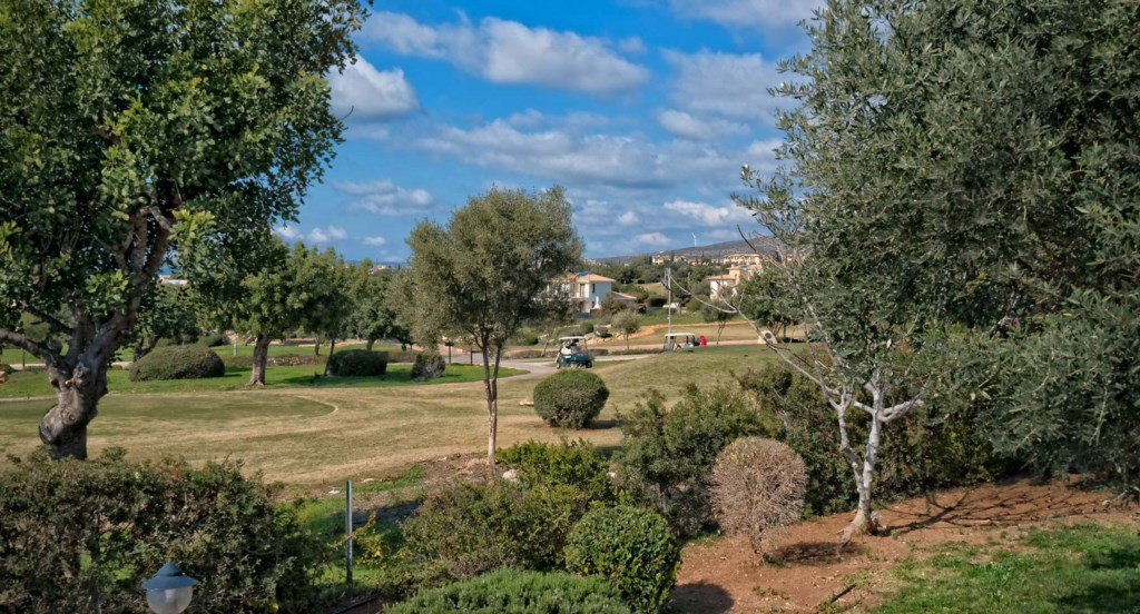 Villa 395 - Lovely golf course views. Aphrodite Hills Resort, Cyprus.