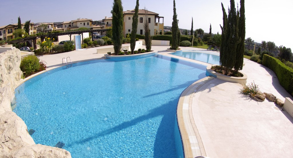 Luxury Holiday Apartment Rental Villas Aphrodite Hills Cyprus Pool View Golf (1).jpg
