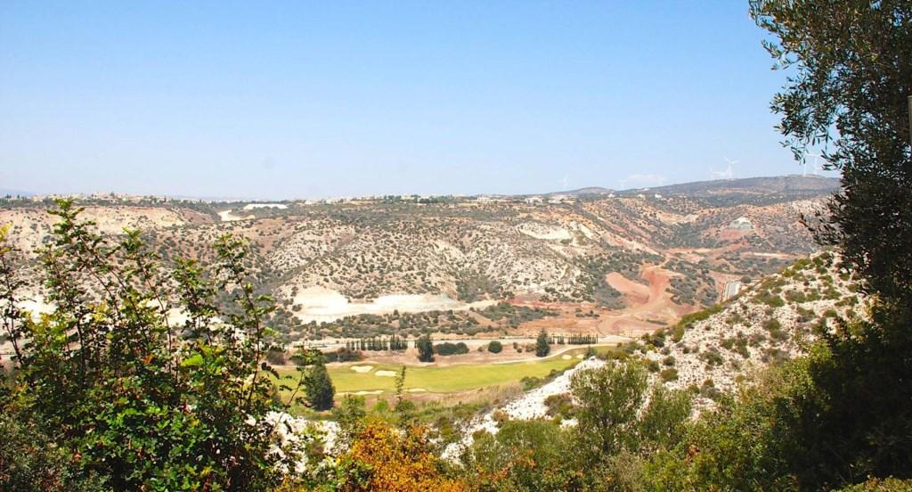 Junior Villa EZ02 - Gorgeous golf course views from the upper terrace.