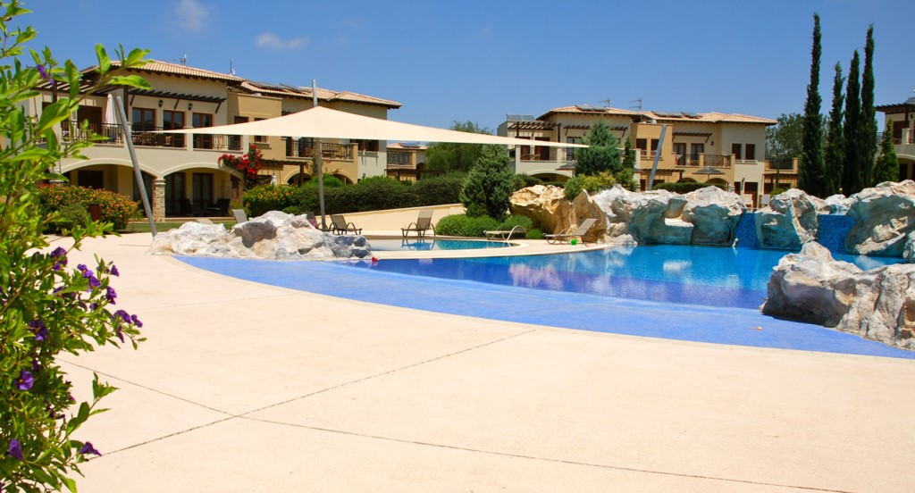 Aphrodite Hills Cyprus Luxury Holiday Villa Rental Villas Pool View Golf